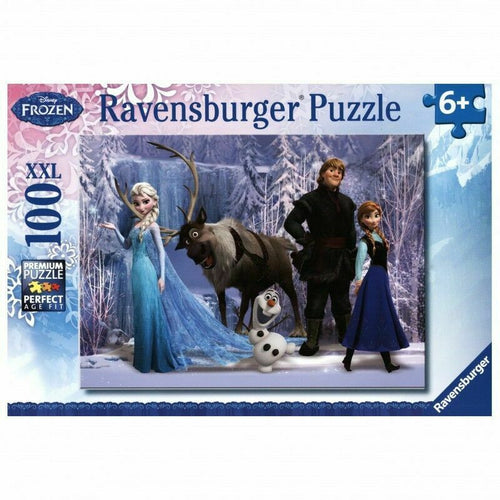 Frozen 2 Realm of the Snow Queen 100pc