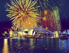 Fireworks Over Sydney Australia 1000pc