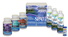 Waters Choice spa kit- 3 month supply, Free Shipping