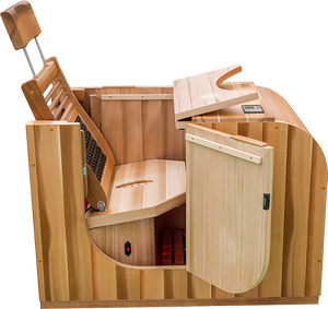 Health Mate Essential Lounge Sauna
