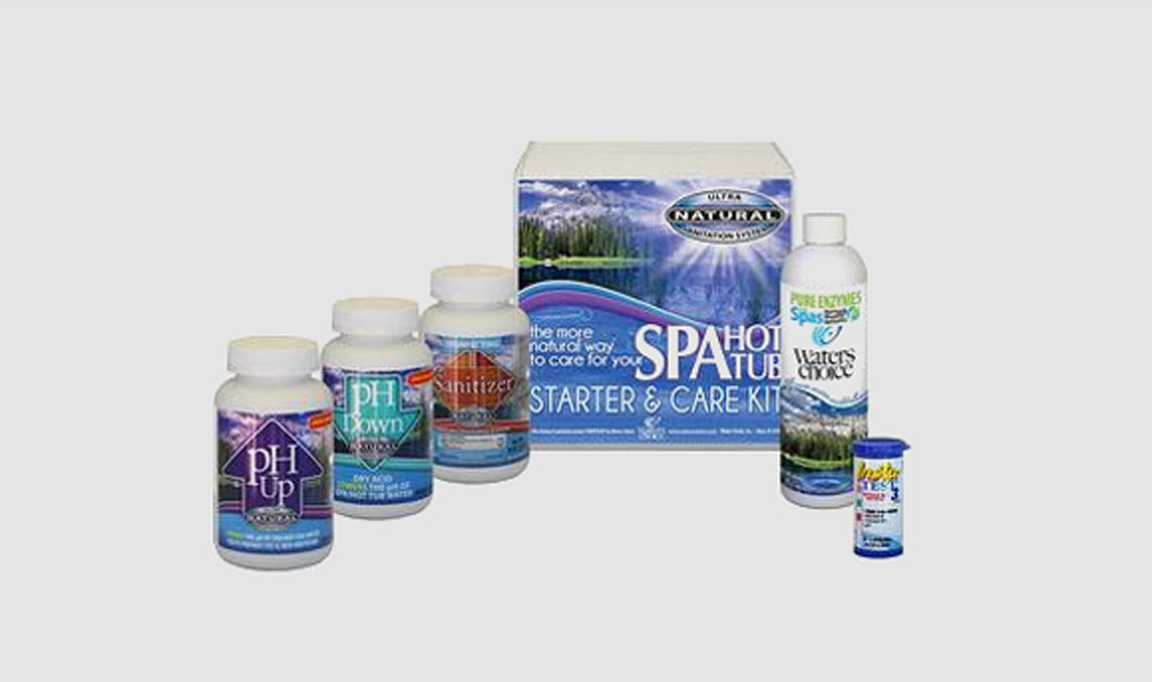Waters Choice Spa Kit - 1 Month Supply (Free Shipping!)