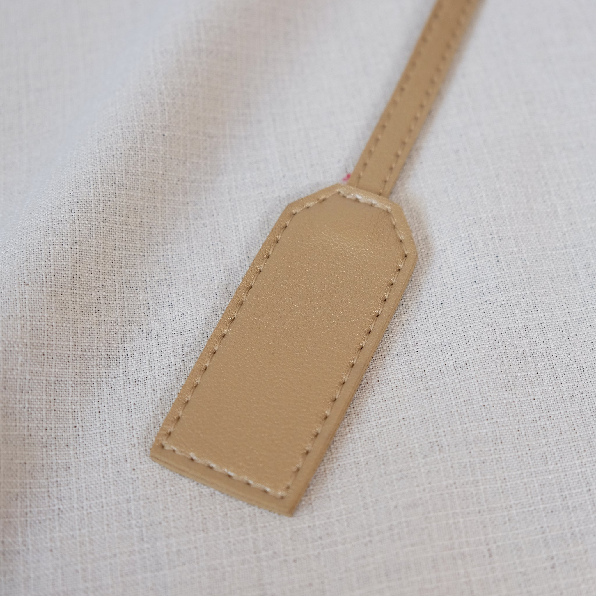 Bag Tag in Gold