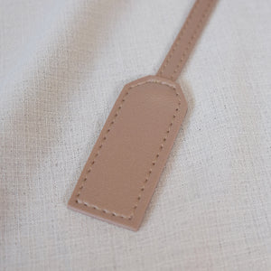 Bag Tag in Rose Gold