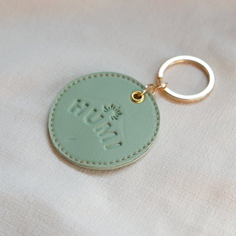 Circular Tag in Mint