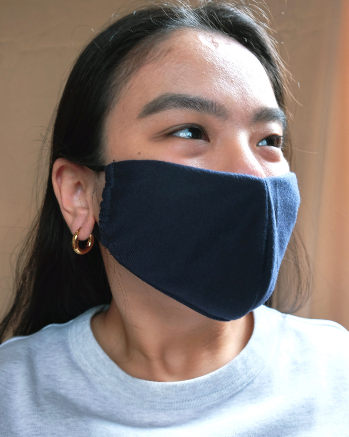 Reusable Face Mask in Navy