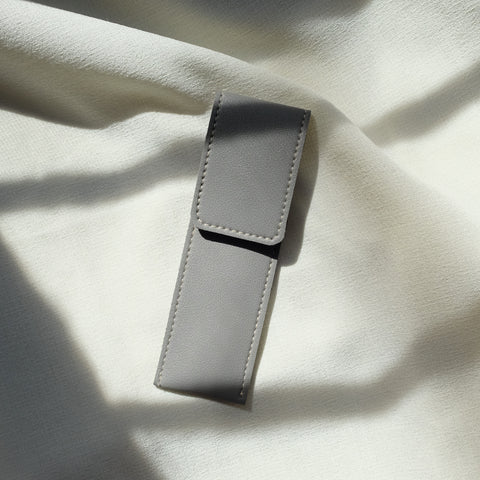 Slim Pen Case in Gray