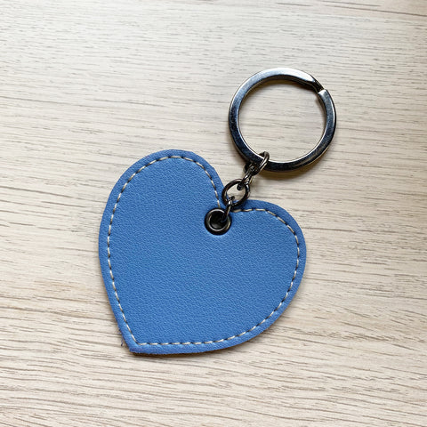 Heart Tag in Powder Blue (Limited Ed)