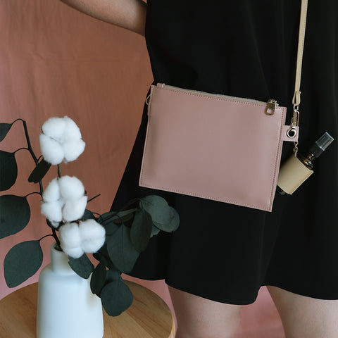 Lemmon Go Sling in Blush