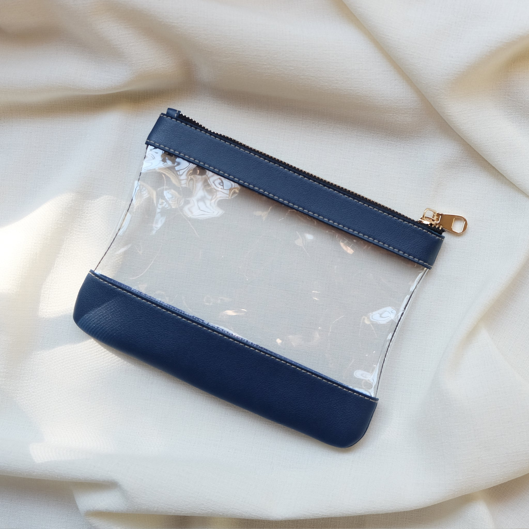 Clarity Pouch in Midnight
