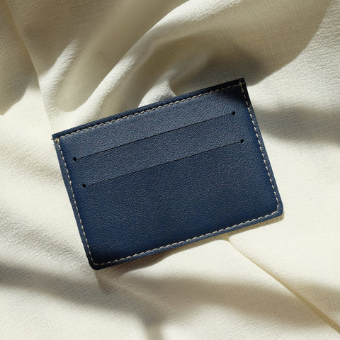 Card Holder in Midnight