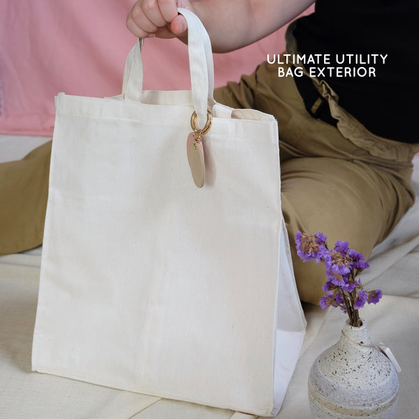 Ultimate Utility Bag in Natural