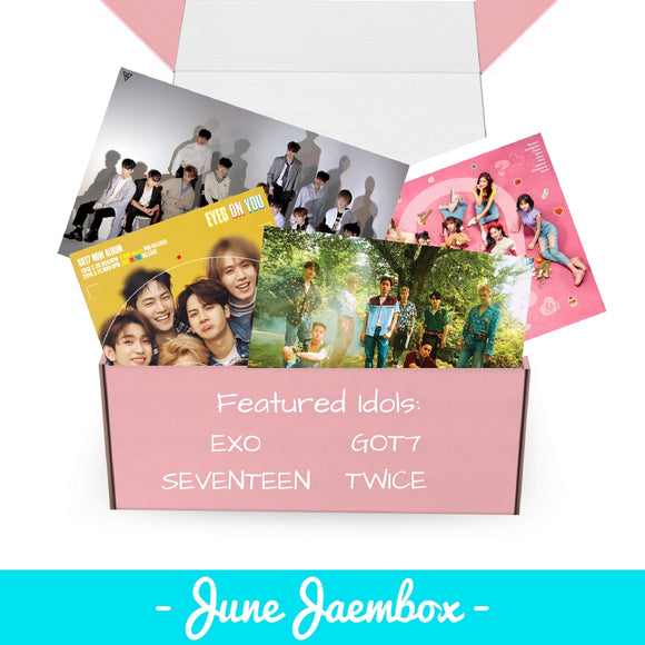 [CLOSED] JUNE JAEMBOX