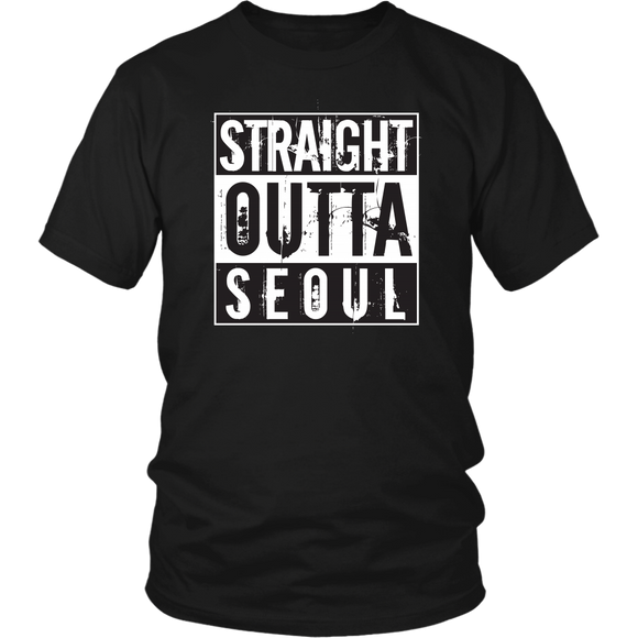 Straight Outta Seoul T-shirt