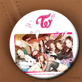 TWICE Twicecoaster Button Pins
