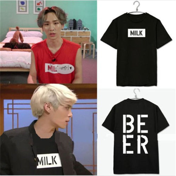 SHINee Milk T-shirt