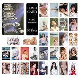 Girls Generation Lomo Photo Cards