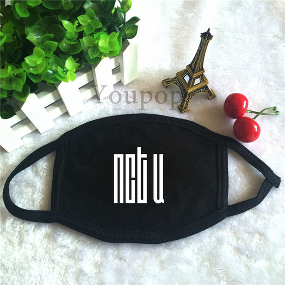 NCT U Logo Dust Mask