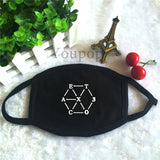 EXO EX'ACT Logo Dust Mask