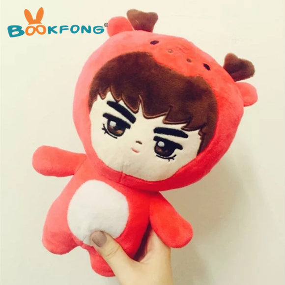 EXO Kris Dragon Plush Doll