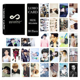 INFINITE ONLY Album LOMO Photo Cards