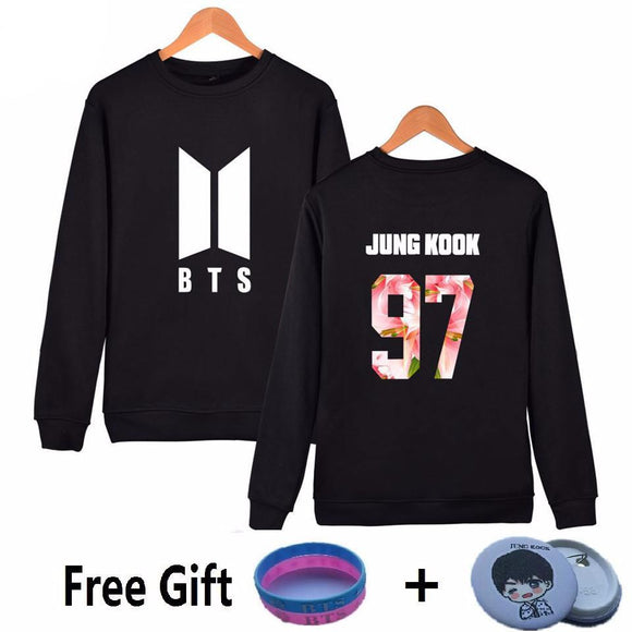 BTS New Logo Pullover Sweater