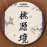 VIXX Shangri-La Button Pins