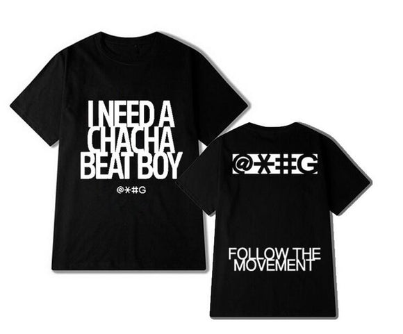 AOMG Jay Park Follow the Movement T-shirt
