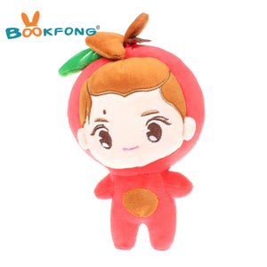EXO Planet #2 Luhan Apple Plush Doll