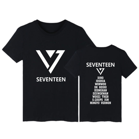 Seventeen Short Sleeve T-Shirt
