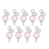 EXO Member Light Stick Key Chain
