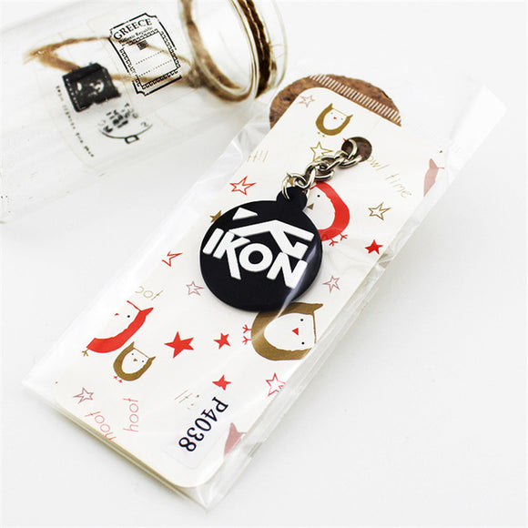 iKON Key Chain