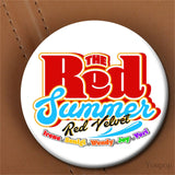 Red Velvet The Red Summer Button Pin 1