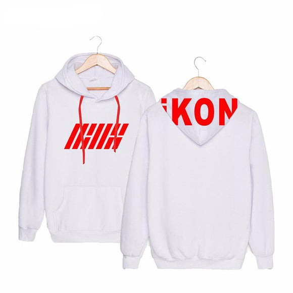 IKON Welcome Back Pullover Sweatshirt