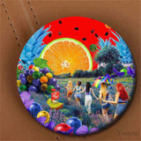 Red Velvet The Red Summer Button Pin 2