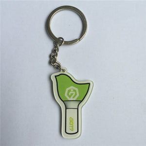 GOT7 Light Stick Key Chain or Phone Grip