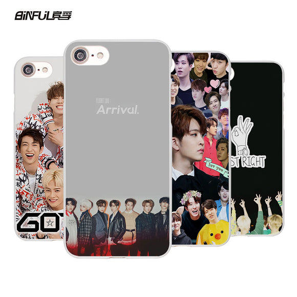 GOT7 Hard iPhone Case
