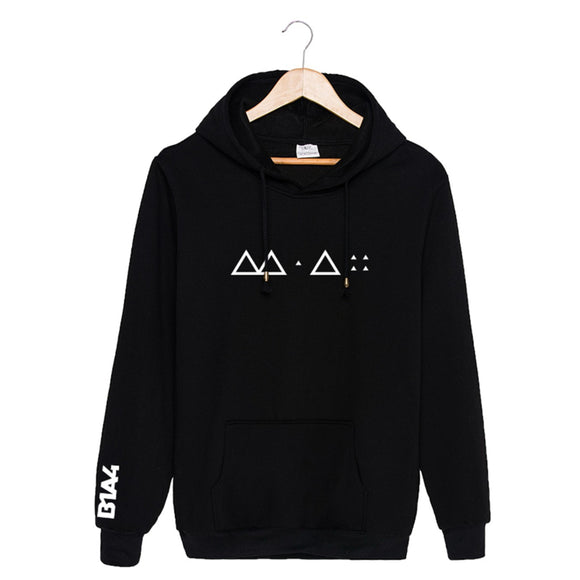 B1A4 Four Nights Pullover Hooded Sweatshirt