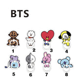 BTS BT21 Character Phone Grip