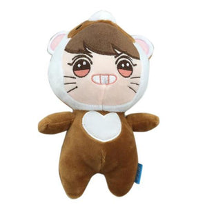 EXO Planet#2 Chanyeol Ferret Plush Doll