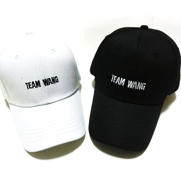 Team Wang Baseball Cap