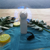BTS Portable LED Electric Fan
