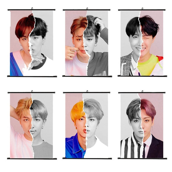 BTS Love Yourself Answer Hanging Poster