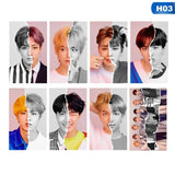 BTS LOVE YOURSELF Answer Album Lomo Photo Cards