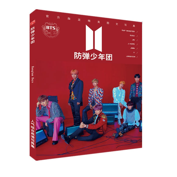 BTS Love Yourself Answer Photobook
