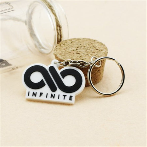 INFINITE Logo key chain