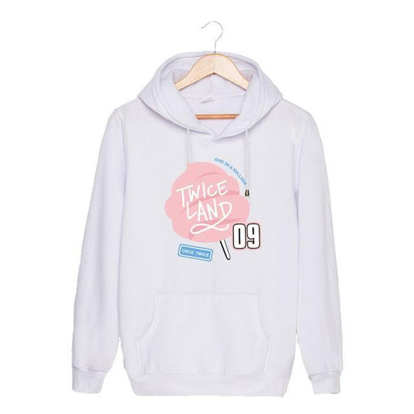 TWICE Twiceland Pullover Hoodie