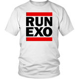 RUN EXO T-shirt - White