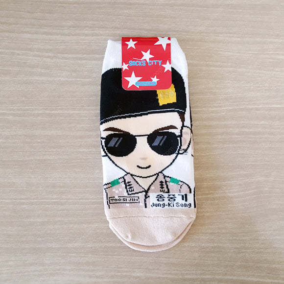 Song Joong Ki Socks