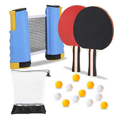 Portable Table Tennis / Ping Pong Set