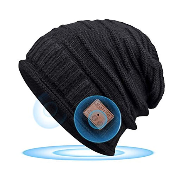 Knit Bluetooth  Music Beanie
